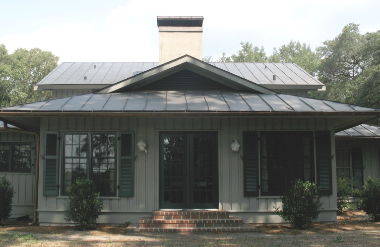 Lowcountry Plantation Remodel